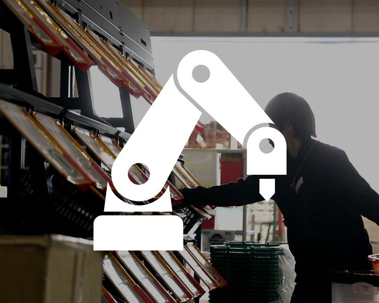 物流ロボットシステムとの連携