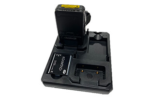 TS-100用2連充電クレードル