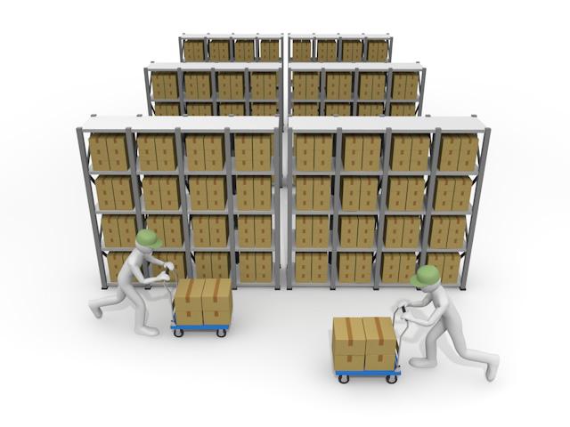 レイアウトとは、どの商品をどこに、どのようにして配置するかを割りつけすることを指します。