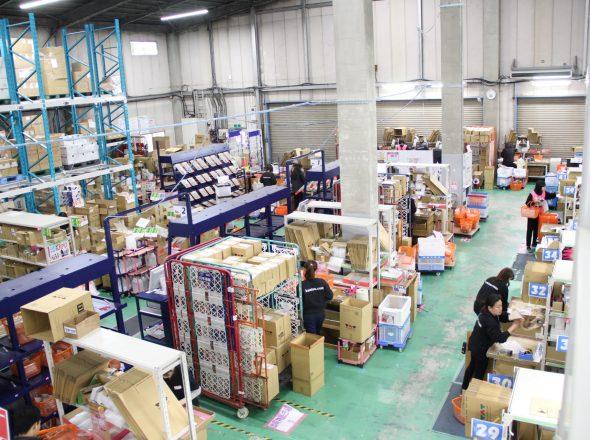 倉庫のレイアウトで作業効率は変わる!|倉庫レイアウトの基本とは?